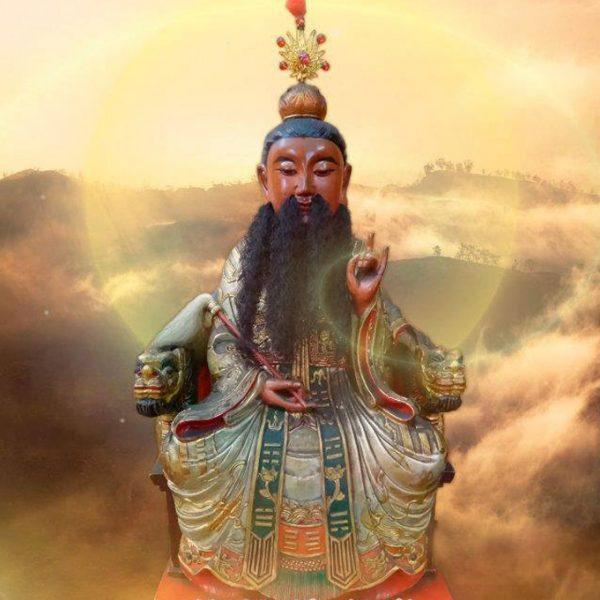 Tai Yi Jiu Ku Tian Zun