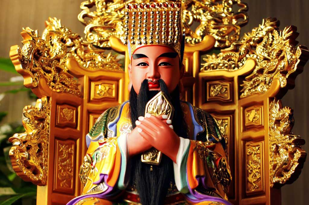 Maha Dewa yang Paling Berkuasa di Seluruh Alam Semesta - Giok Hong Siang Tee (Yu Huang Shang Di)