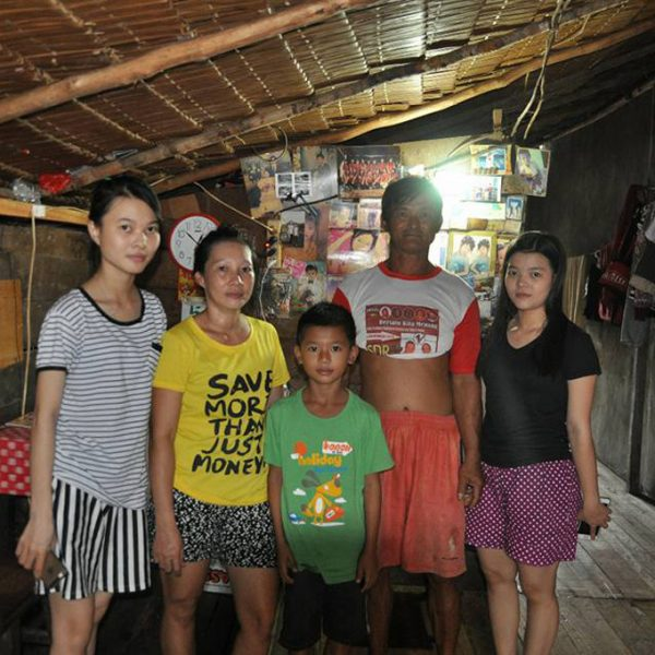 Baksos Bedah 2 Rumah di Singkawang dan di Bengkayang, Kalimantan Barat