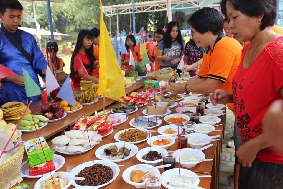 Sembahyang Rebutan dan Tradisi Purba