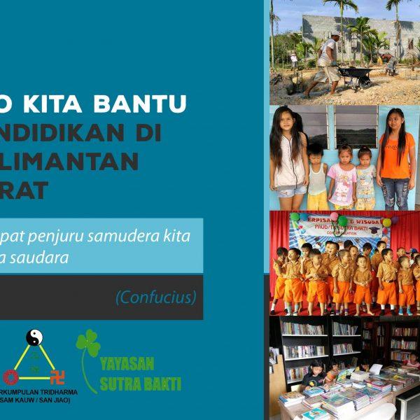 Proposal Sekolah PERMATA – PAUD dan SMK Kalimantan Barat