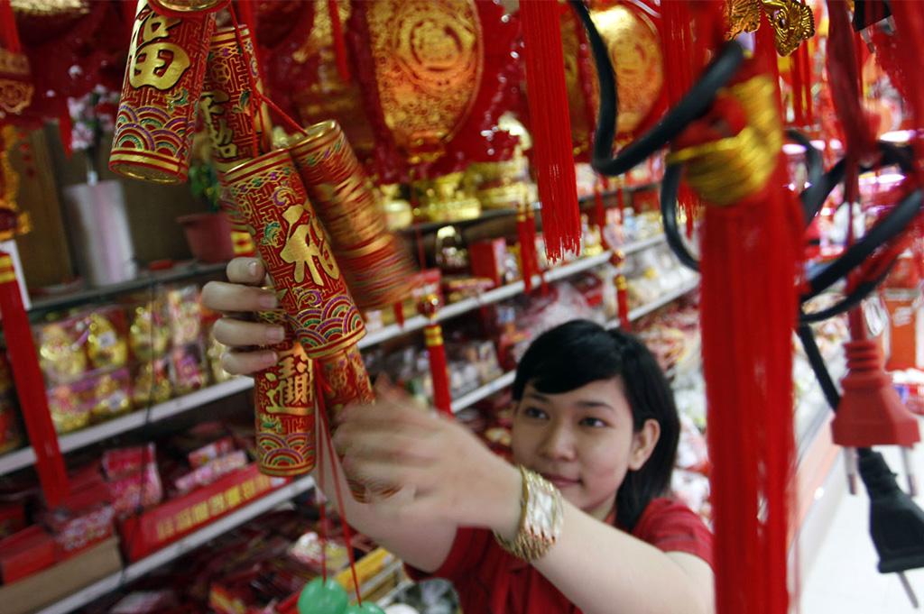 Sin Cia Bukan Sekedar Tradisi Adat Istiadat Tionghoa Belaka - Oleh: Romo Marga Singgih