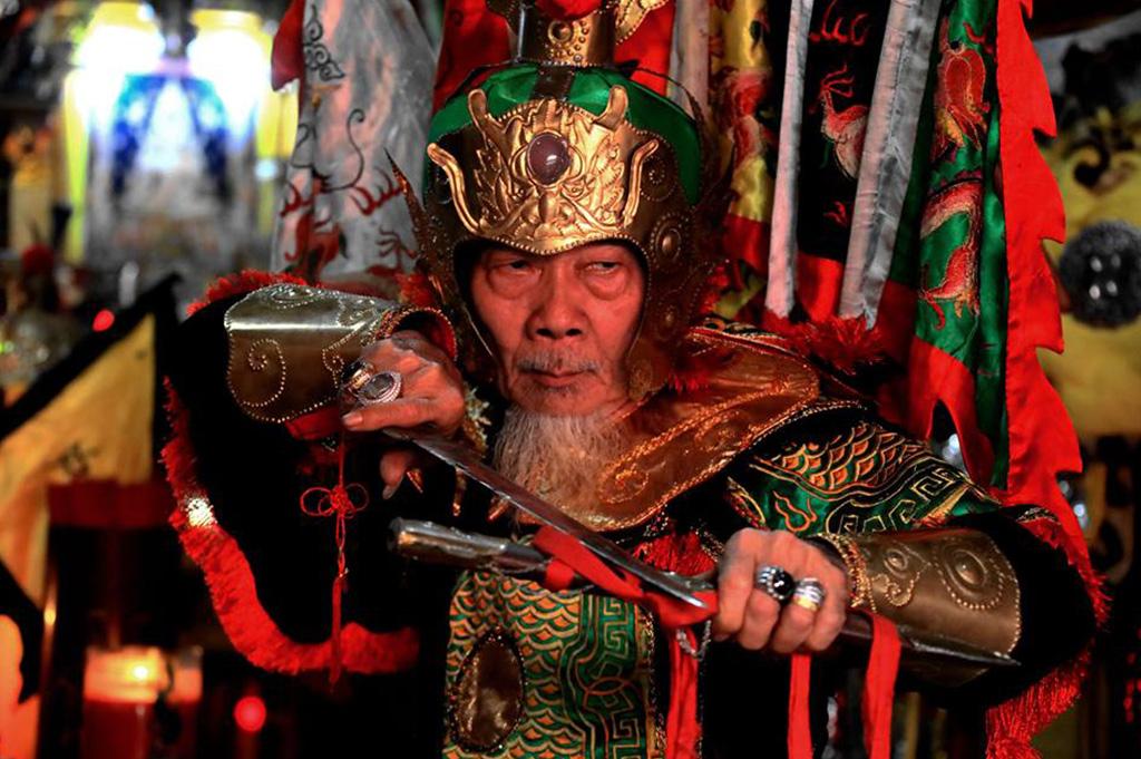 Puncak Perayaan Imlek dan Festival Cap Go Meh Singkawang 2018 : Pawai Tatung