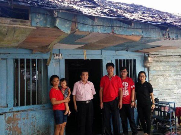 Bedah Rumah Kalimantan Barat