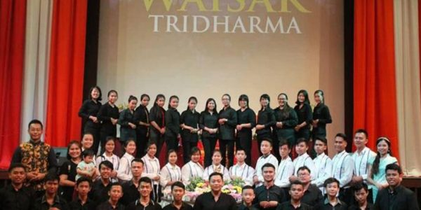 Semarak Waisak Tridharma