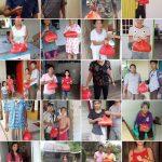 Bantuan Beras oleh Perkumpulan Tridharma (Sam Kauw Hwee) & Yayasan Sutra Bakti