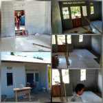 Progres Bedah Rumah Ny. Jd. Bong Hong Sin / Cai Siat Cu, Sebawi, Sambas, Kalimantan Barat – Per Tanggal 18 November 2018
