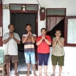 Bedah Rumah Tjan Un Kim / Engking (75 thn) – Jonggol, Kab. Bogor, Jawa Barat – Per Tanggal 11 Desember 2018 Telah Rampung