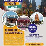 Tour De Waisak 18-20 Mei 2019