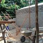 Progres per 07 Agustus 2020 – Bedah Rumah Ko Ahon (50 Tahun), Singkawang – Kalimantan Barat