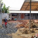 Progres Pembangunan Rumah Singgah – 16 September 2020