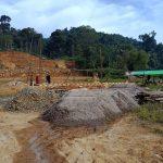 Progres per 17 September 2020 – Pembangunan PTN Singkawang, Kalimantan Barat