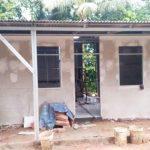 Progres per 18 Februari 2021- Bedah Rumah Bpk. Yo Eng Kian (86 Tahun)
