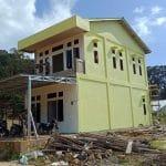 Progres per 18 Februari 2021 – Pembangunan PTN & Sekolah Minggu Singkawang, Kalimantan Barat