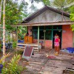 Progres Bedah Rumah Bpk. Tjiu Moi Sin. Dusun Sungsung, Sambas – Kalimantan Barat. per 7 Mei 2021