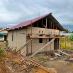 Progres Bedah Rumah Ny. Jd. Sie Sui Kian – 21 September 2021