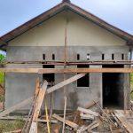 Progres Bedah Rumah Ny. Jd. Sie Sui Kian – 24 September 2021