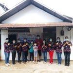 Ban Ban Kamsia  – Telah Rampung Bedah Rumah Keluarga Bapak The Kok Yang –  Pontianak, Kalimantan Barat