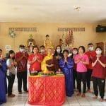 Kwan Im Sejit & HUT ke 7 Tempat Ibadah Tridharma Maitri Karuna Sam Kauw Bio Barengkok